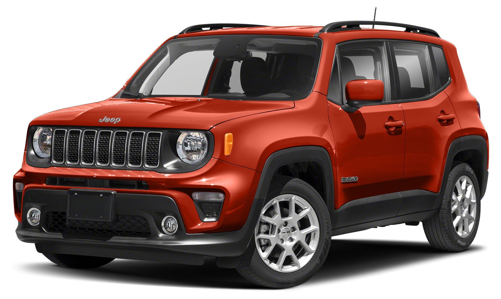2020 Jeep® Renegade Sport