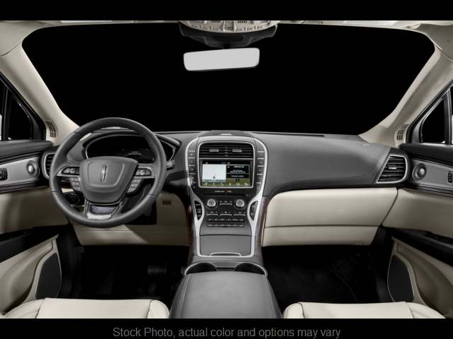 New 2019  Lincoln Nautilus 4d SUV AWD Reserve 2.7L at Graham Auto Group near Mansfield, OH