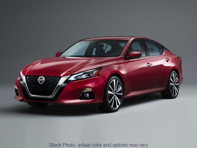 New 2020  Nissan Altima 4d Sedan FWD 2.5L S at Nissan of Paris near Paris, TN