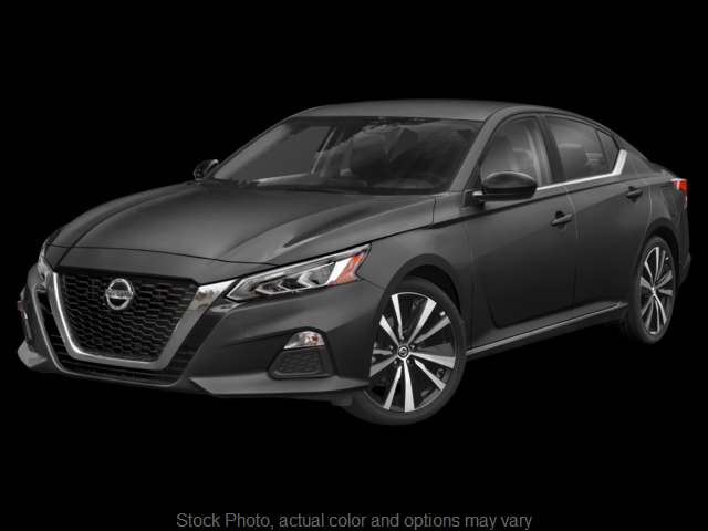 New 2019  Nissan Altima 4d Sedan AWD 2.5L SR at Graham Auto Group near Mansfield, OH
