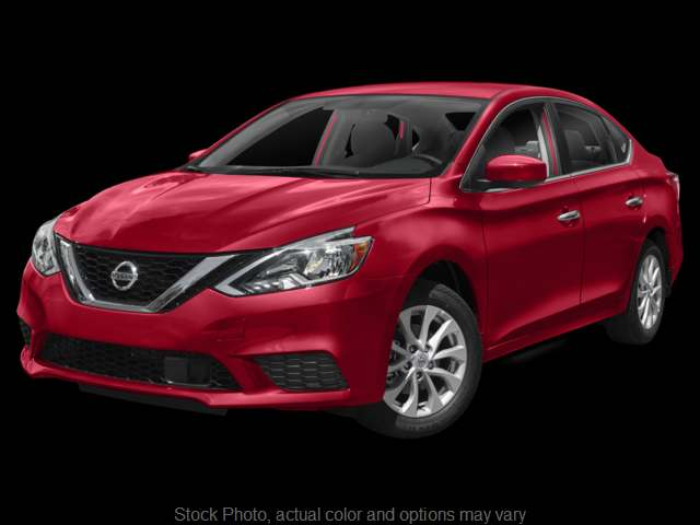 2019 Nissan Sentra 4d Sedan SV at Kona Auto Center near Kailua Kona, HI
