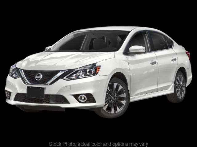 New 2019  Nissan Sentra 4d Sedan SR at Kona Auto Center near Kailua Kona, HI