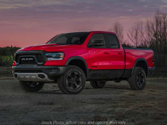 New 2019  Ram 1500 4WD Quad Cab Rebel at Kona Auto Center near Kailua Kona, HI