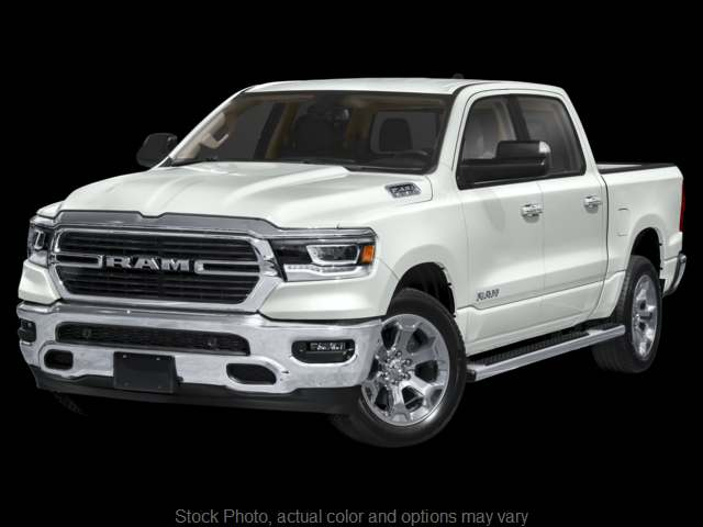New 2019  Ram 1500 4WD Crew Cab Laramie Longbed at Ronan Motors near Ronan, MT