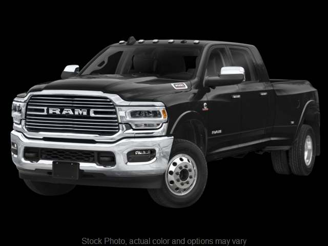 New 2020  Ram 3500 4WD Mega Cab Longhorn at Charbonneau Car Center near Dickinson, ND