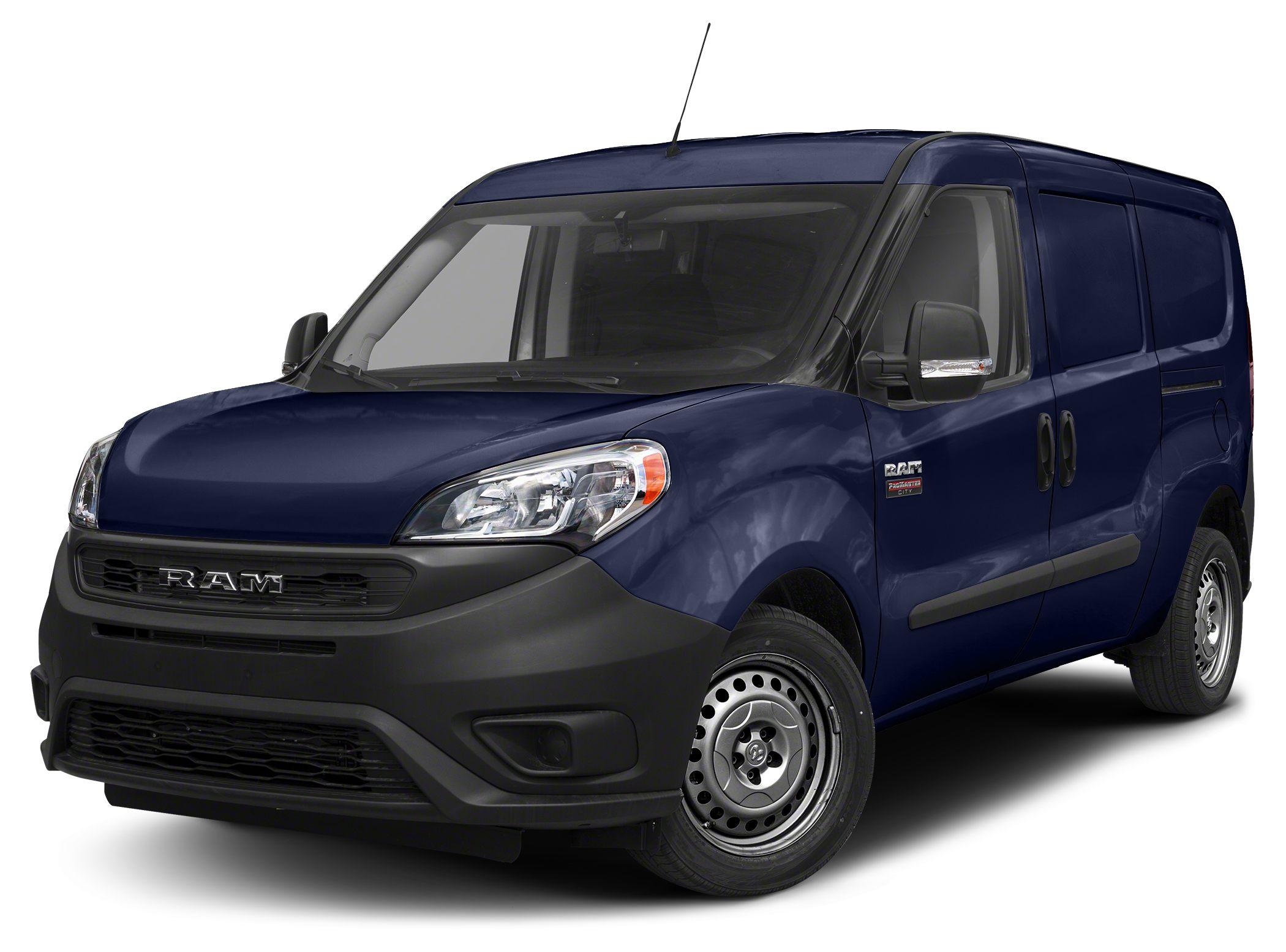 2021 Ram ProMaster City Cargo Van ST