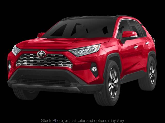 New 2019  Toyota RAV4 4d SUV AWD XLE at Graham Auto Group near Mansfield, OH