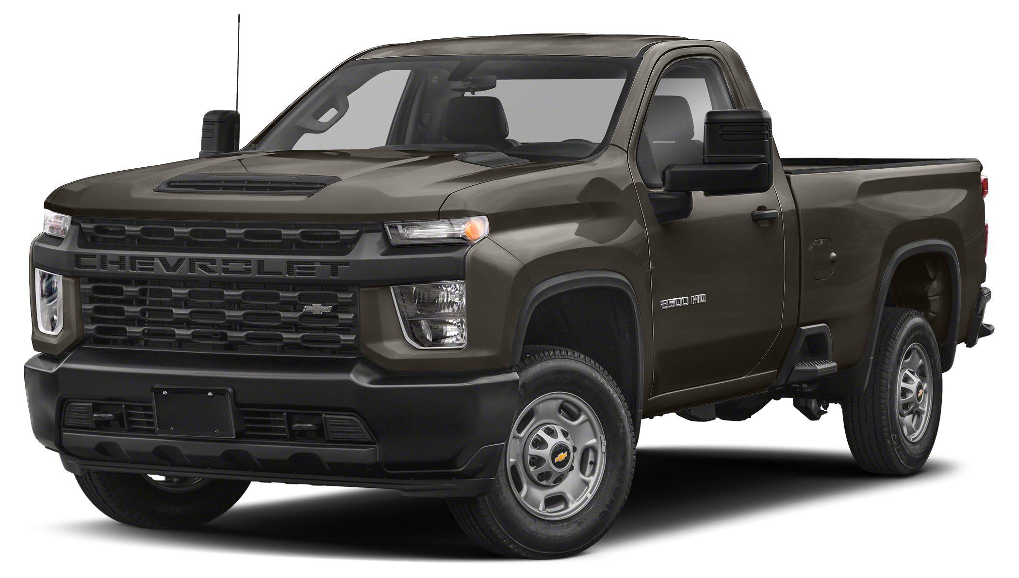 2020 Ram Silverado 2500HD Work Truck