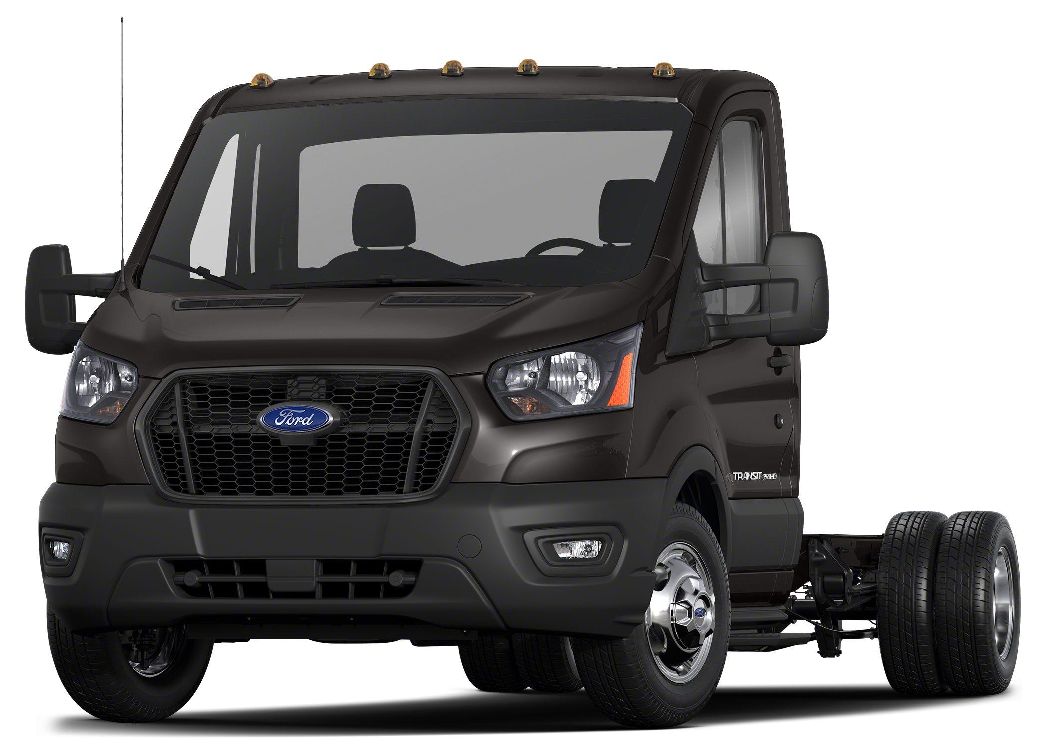 2020 Ram Transit-350 Cutaway