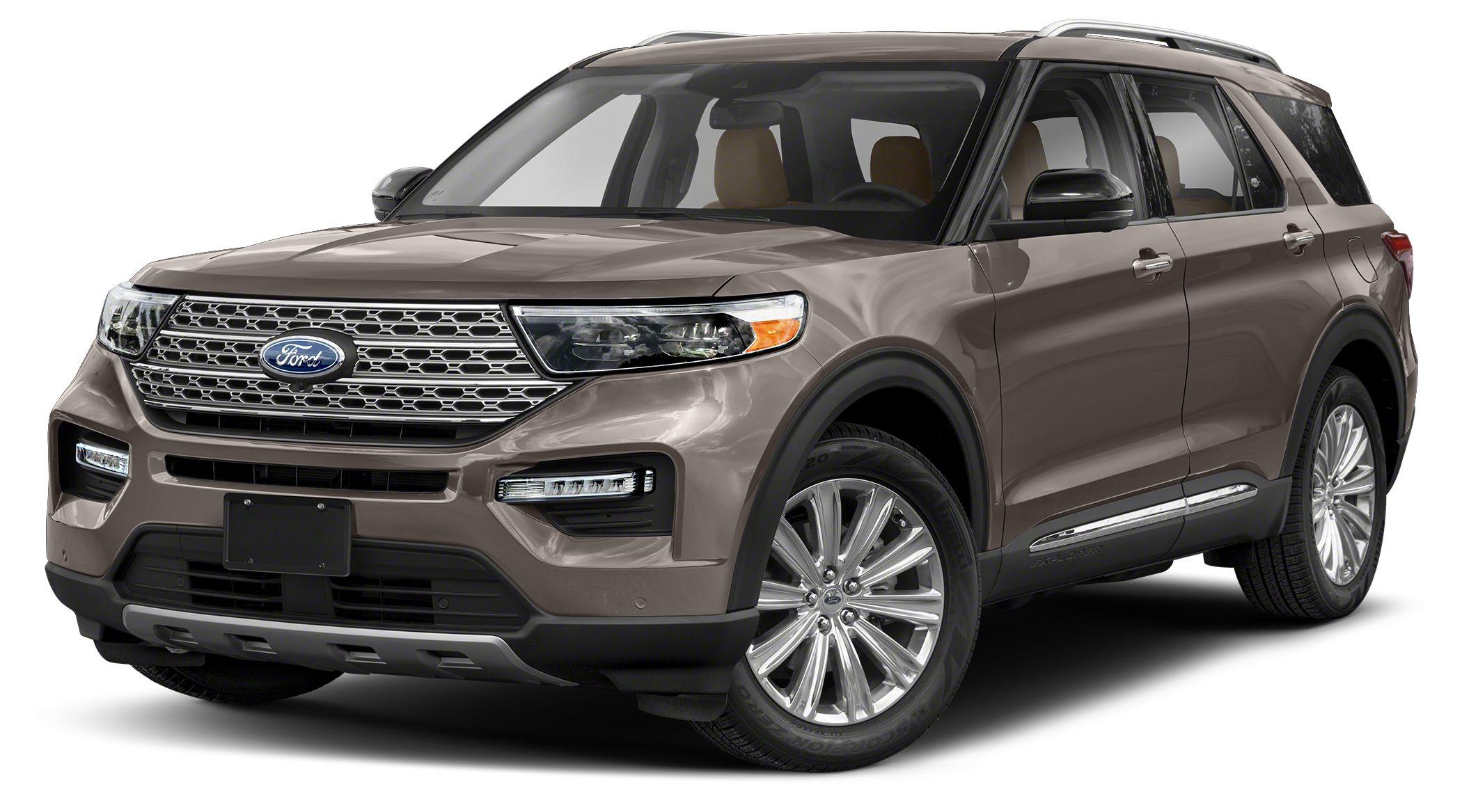 2021 Jeep® Explorer Limited