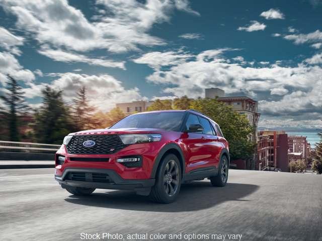 Ridenour Auto Group >> 2020 Ford Explorer 4d Suv 4wd St 3 0l Ecoboost Ridenour Auto Group New Lexington Oh