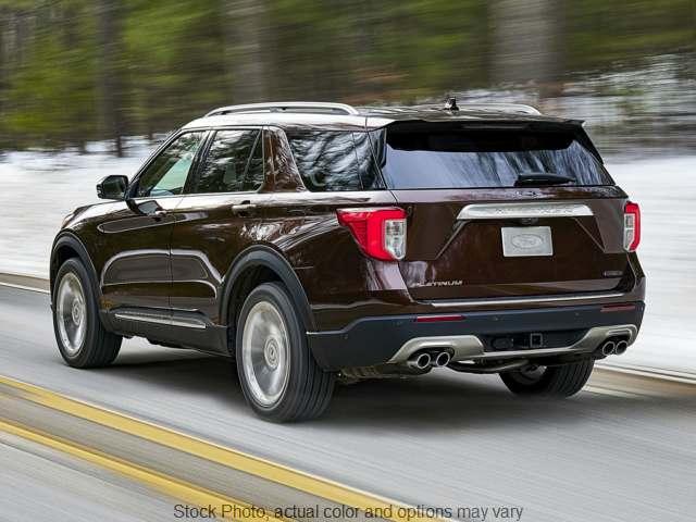 New 2020  Ford Explorer 4d SUV 4WD XLT 2.3L EcoBoost at Sharpnack Auto Credit near Willard, OH