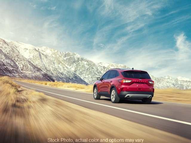 New 2020  Ford Escape 4d SUV FWD SEL at Sharpnack Auto Credit near Willard, OH