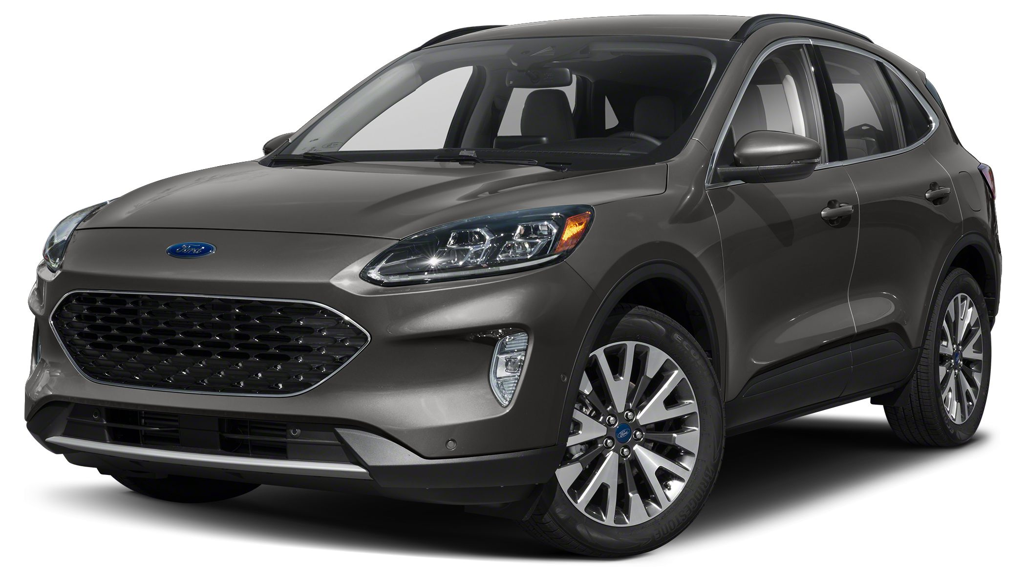 Jeep® Escape 2021 Titanium