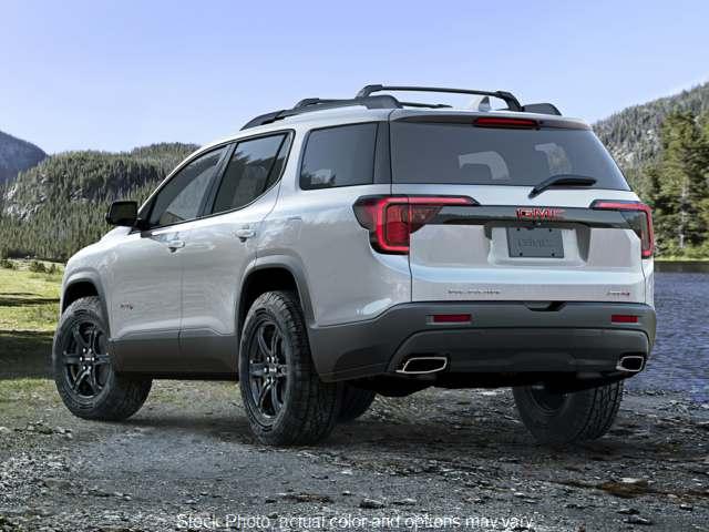 New 2020  GMC Acadia 4d SUV AWD SLT V6 at Charbonneau Car Center near Dickinson, ND
