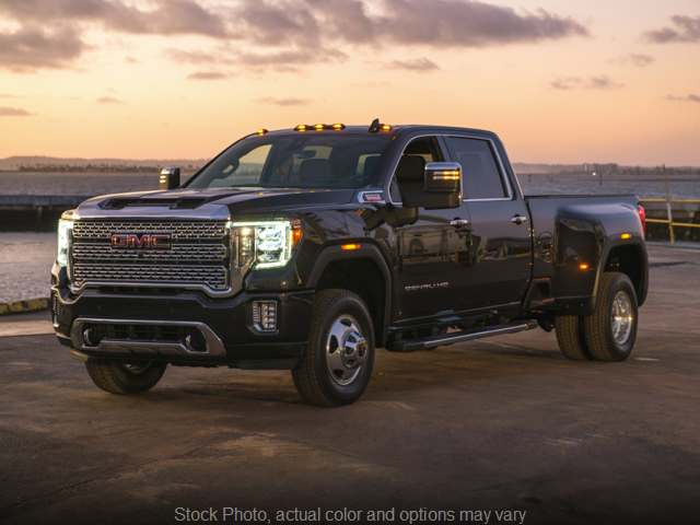 New 2020  GMC Sierra 3500 4WD Crew Cab Denali SRW at Charbonneau Car Center near Dickinson, ND