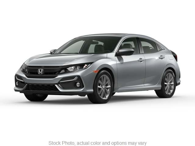 New 2020  Honda Civic Hatchback 4d EX at CarloanExpress.Com near Hampton, VA