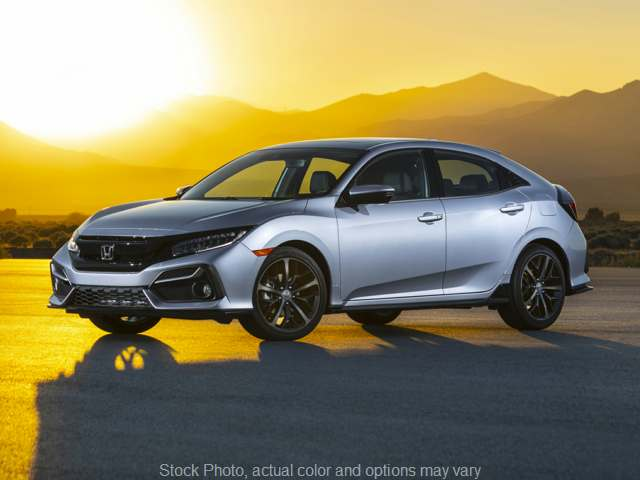 New 2020  Honda Civic Hatchback 4d Sport Touring CVT at CarloanExpress.Com near Hampton, VA