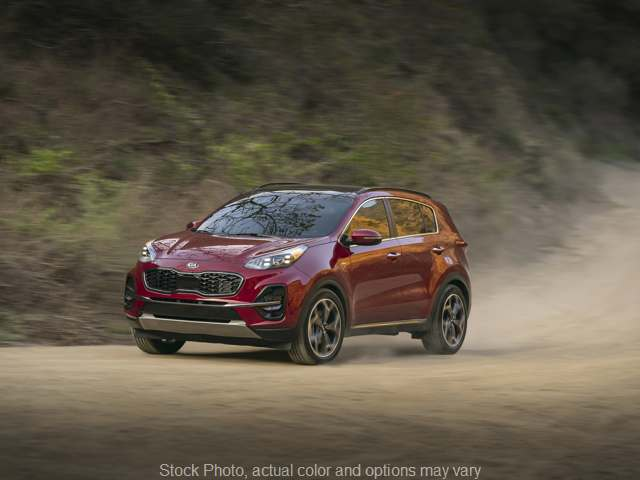 2020 Kia Sportage 4d SUV AWD S at KIA of Lincoln near Lincoln, NE