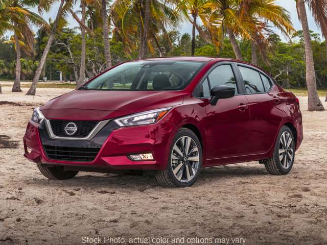 New 2020  Nissan Versa 4d Sedan SR at Graham Auto Group near Mansfield, OH