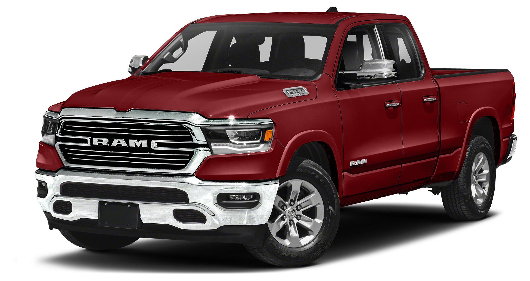 2021 Ram 1500 Laramie®