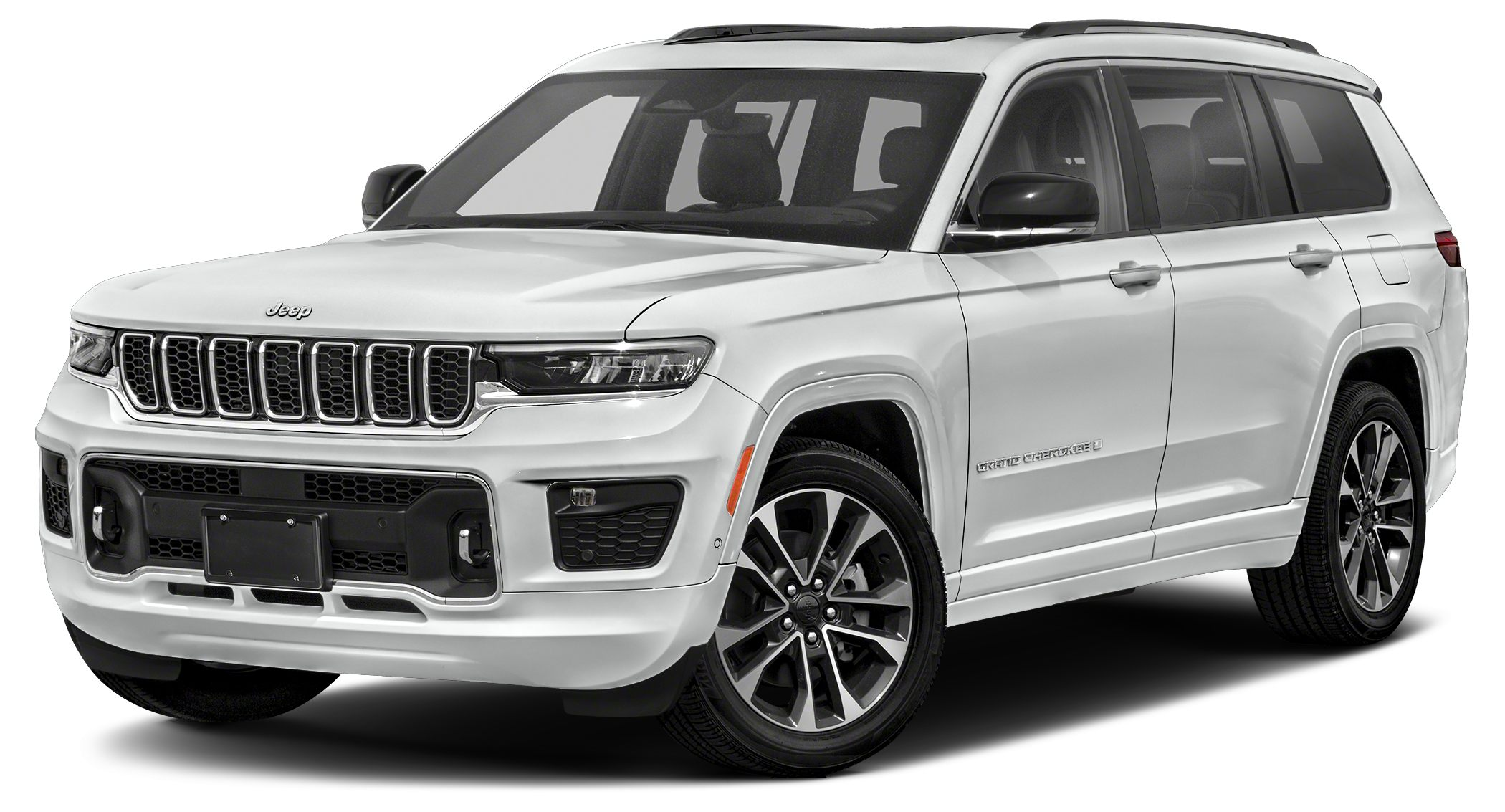 2021 Jeep® All-New Grand Cherokee L Limited