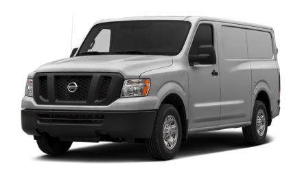 2017 Nissan NV Cargo NV1500 S V6