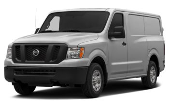 2017 Nissan NV Cargo NV1500 - Brilliant Silver Metallic