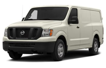 2017 Nissan NV Cargo NV1500 - Glacier White