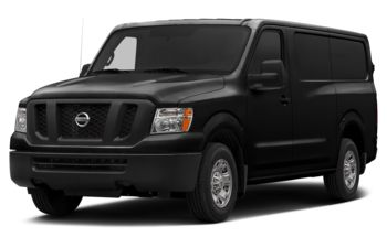 2017 Nissan NV Cargo NV1500 - Super Black