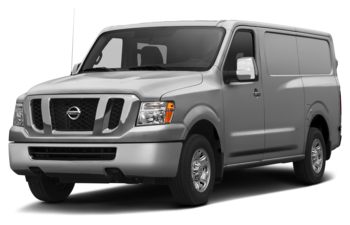 2017 Nissan NV Cargo NV2500 HD - Brilliant Silver Metallic