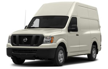 2017 Nissan NV Cargo NV2500 HD - Glacier White