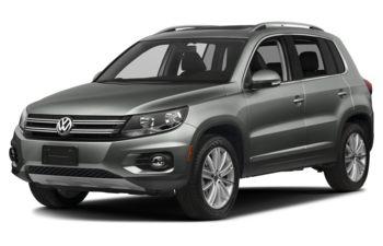 2017 Volkswagen Tiguan - Pepper Grey Metallic