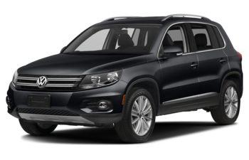 2017 Volkswagen Tiguan - Deep Black Pearl