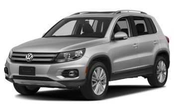 2017 Volkswagen Tiguan - Reflex Silver Metallic
