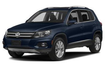 2017 Volkswagen Tiguan - Night Blue Metallic