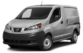 2017 Nissan NV200 - Brilliant Silver Metallic