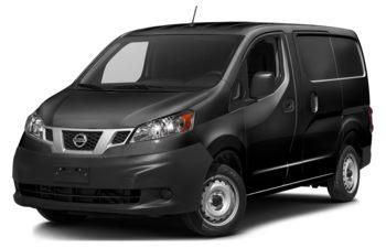 2017 Nissan NV200 - Super Black