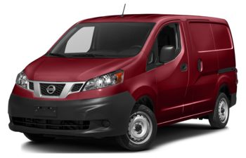 2017 Nissan NV200 - Cayenne Red Metallic