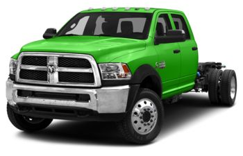 2018 RAM 3500 Chassis - Green Angel