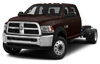 2018 RAM 4500 Chassis - Dark Brown