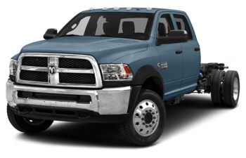 2018 RAM 4500 Chassis - Robin Egg Blue