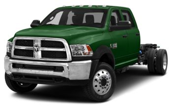 2018 RAM 5500 Chassis - Tree Green