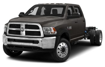 2018 RAM 3500 Chassis - Granite Crystal Metallic
