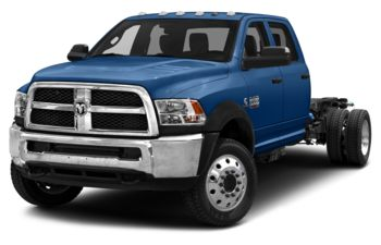 2018 RAM 4500 Chassis - Blue Streak Pearl