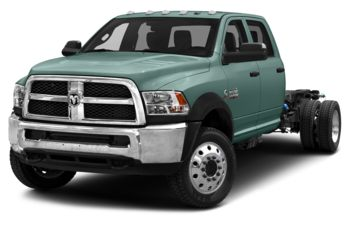 2018 RAM 3500 Chassis - Light Green