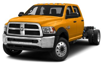 2018 RAM 4500 Chassis - School Bus Yellow