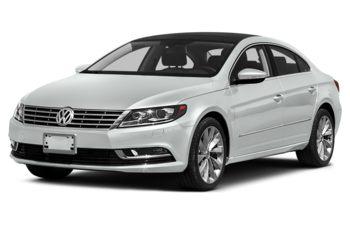 2017 Volkswagen CC - Pure White