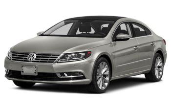2017 Volkswagen CC - Tungsten Silver Metallic