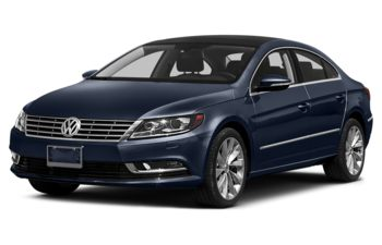 2017 Volkswagen CC - Night Blue Metallic